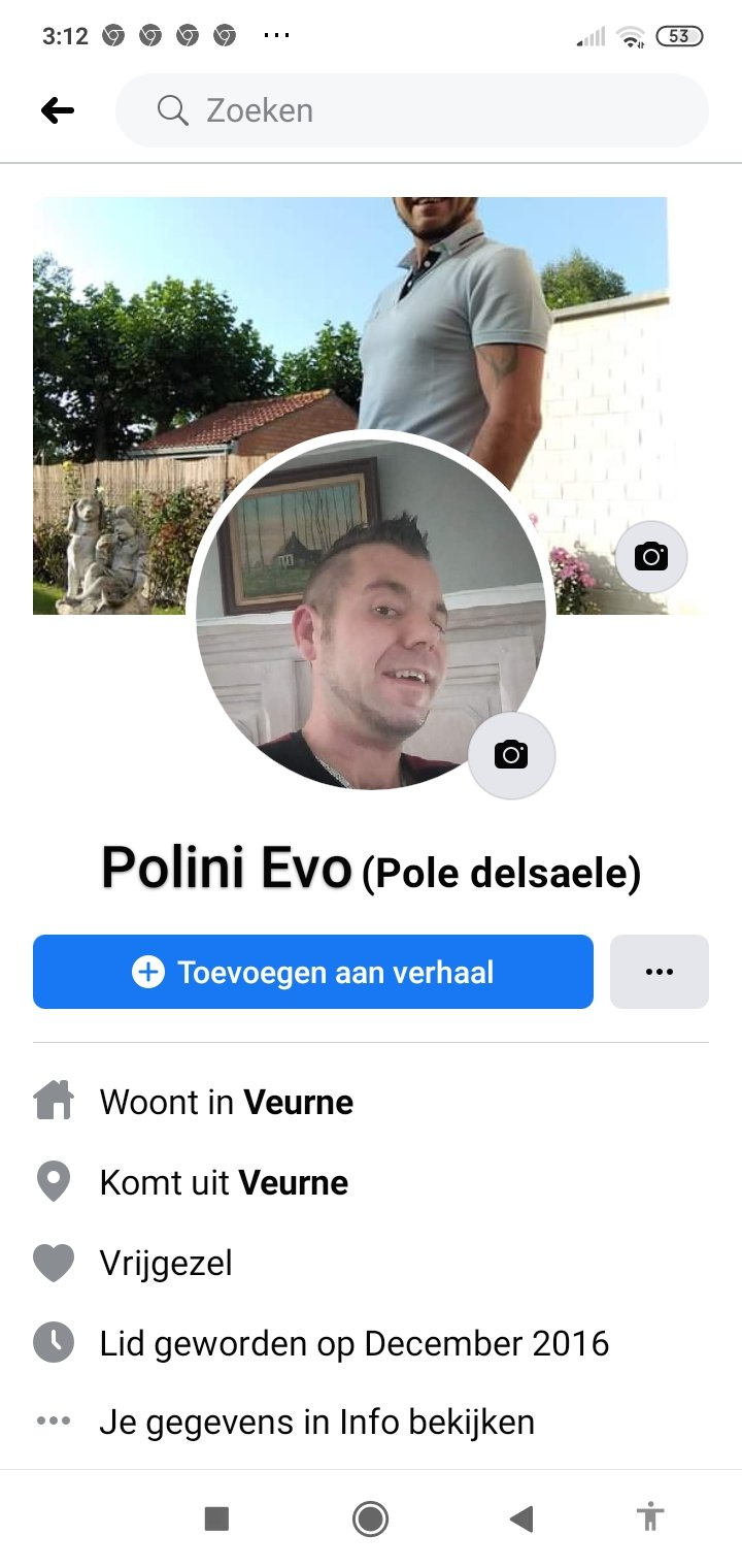 Paul69 uit West-Vlaanderen,Belgie